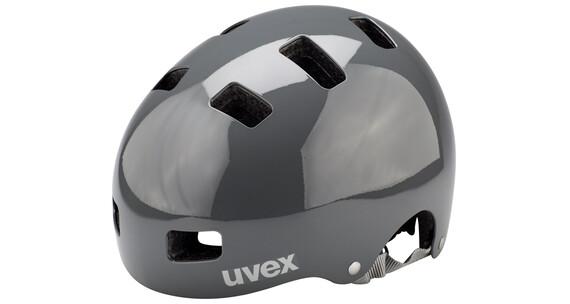 UVEX hlmt 5 bike kypärä , harmaa